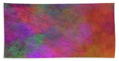 Andee Design Abstract 37 2017 Beach Towel