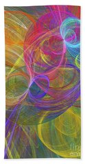 Andee Design Abstract 44 2017 Beach Towel