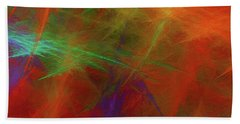 Andee Design Abstract 48 2017 Beach Towel