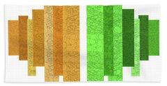 Andee Design Abstract 5 2016 Beach Towel