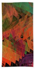 Andee Design Abstract 62 2017 Beach Towel