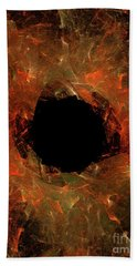 Andee Design Abstract 9 2018 Beach Towel