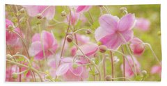 Anemone Dance Beach Towel