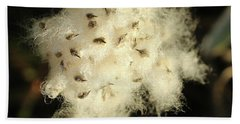 Anemone Explosion Beach Towel