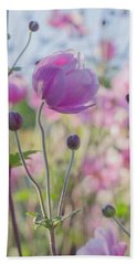 Anemone Softness  Beach Sheet