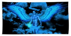 Angel Gabriel Beach Sheet