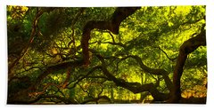 Angel Oak Limbs 2 Beach Sheet