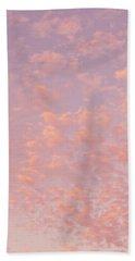 Angel Sky Beach Towel