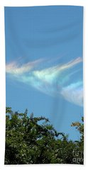 Angels Of Hope  Beach Towel