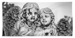 Angels With Dirty Faces Beach Towel