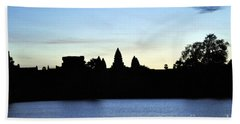 Angkor Sunrise 1 Beach Towel
