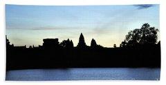 Angkor Sunrise 1 Beach Sheet