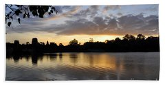 Angkor Sunrise 3 Beach Sheet