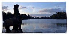 Angkor Sunrise 4 Beach Sheet
