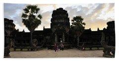 Angkor Wat 3 Beach Sheet