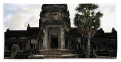Angkor Wat 4 Beach Sheet