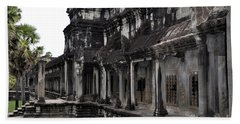 Angkor Wat 6 Beach Sheet