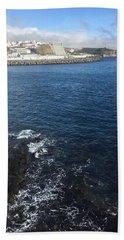 Angra Do Heroismo, Azores Beach Towel by Kelly Hazel