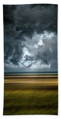 Angry Sky Beach Sheet