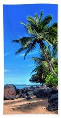 Anini Beach Beach Towel