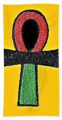 Ankh Life Beach Towel