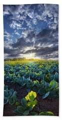 Ankle High In July Beach Towel by Phil Koch