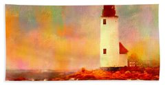 Annisquam Rainbow Beach Towel