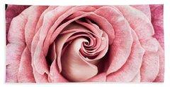 Anniversary Rose Beach Sheet