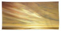 Another Golden Sunset Beach Sheet