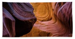 Antelope Canyon 12 Beach Towel