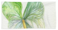 Anthurium Beach Sheet