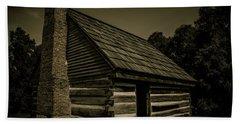 Antique Cabin - The Hermitage Beach Sheet