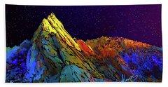 Anza Borrego Desert Peak Beach Sheet