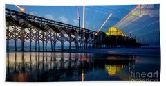 Apache Pier Beach Towel