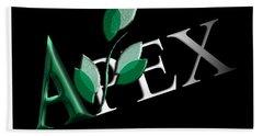 Apex Logo Beach Sheet