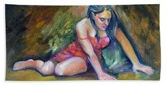 Aphrodite Beach Towel