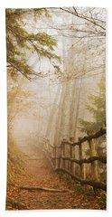 Appalachian Trail Beach Towel