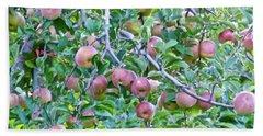 Apple Season Beach Sheet