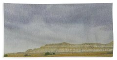April In The Badlands Beach Towel