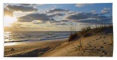 April Sunrise 2016 Beach Sheet