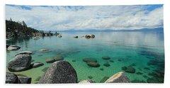 Aqua Heaven Beach Sheet