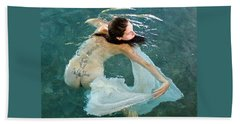 Aquadance Water Ballet Beach Towel