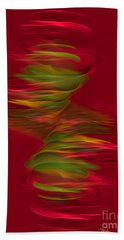 Arabesque Beach Towel by Giada Rossi