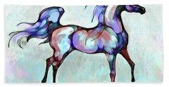Arabian Horse Overlook Beach Sheet
