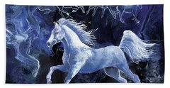 Arabian Night Beach Towel