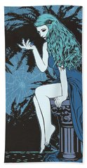 Arachne Beach Towel