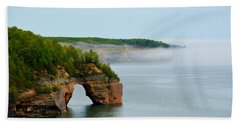 Arch Over Superior Beach Towel
