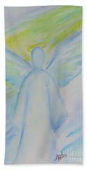 Archangel 1 Beach Towel