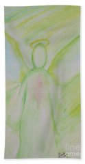 Archangel 2 Beach Towel