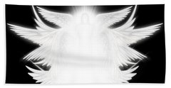 Archangel Beach Towel by James Larkin